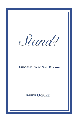 Get the Popular Book Stand! - Choosing to be Self-Reliant